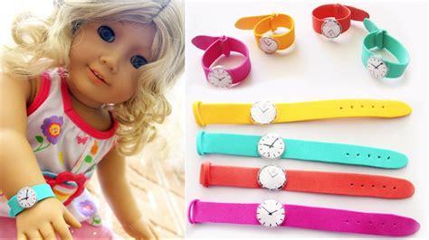 doll crafts for diy american doll wrist easy doll crafts