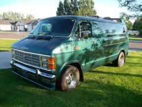 Dodge Vans For Sale The Evil Hippie Dodge Custom Vans For Sale