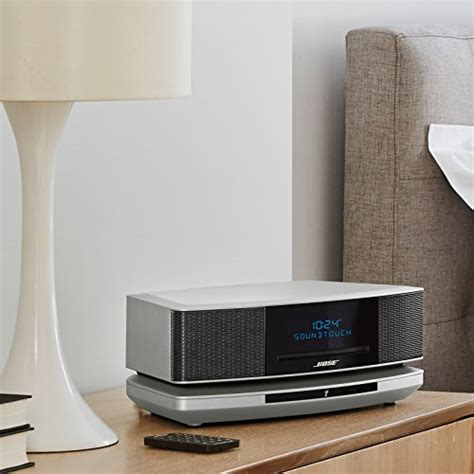 Alexia Abu 51 bose wave soundtouch system iv works with