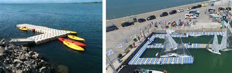 pedane galleggianti noleggio pontoni galleggianti la cura dello yacht