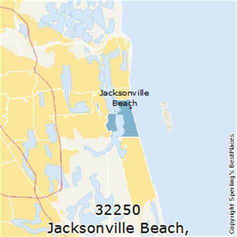 zip code map jacksonville beach fl best places to live in jacksonville beach zip 32250 florida