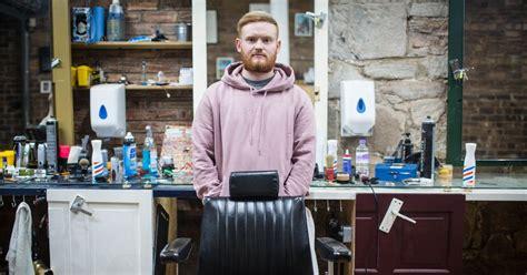 barber glasgow film glasgow lives craig 27 cessnock co owner of safe hands
