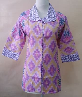 desain baju ndx aka 60 desain baju batik kantor wanita elegan modern terbaru