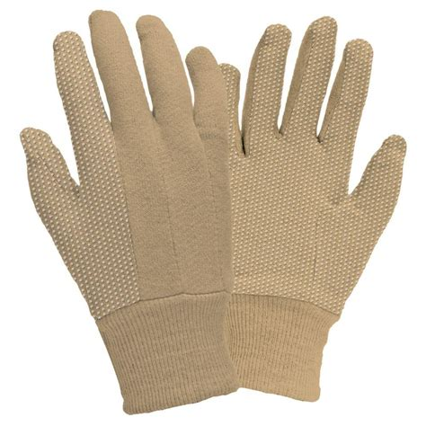 digz s mini dotted jersey glove 7257 24 the home depot