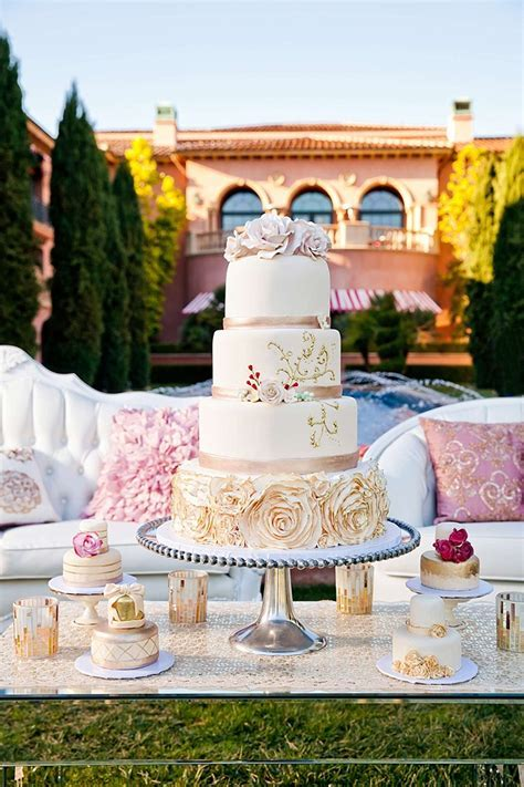 Rose Gold Wedding Inspiration at the Fairmont Grand Del