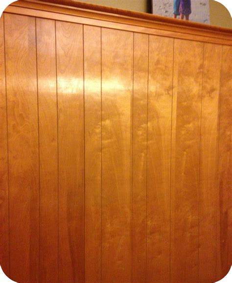 wood paneling walls diy home repair hack easily paint over wood paneling