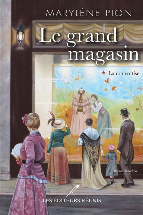 Le Grand Magasin by Le Grand Magasin 01 La Convoitise Distribution Prologue