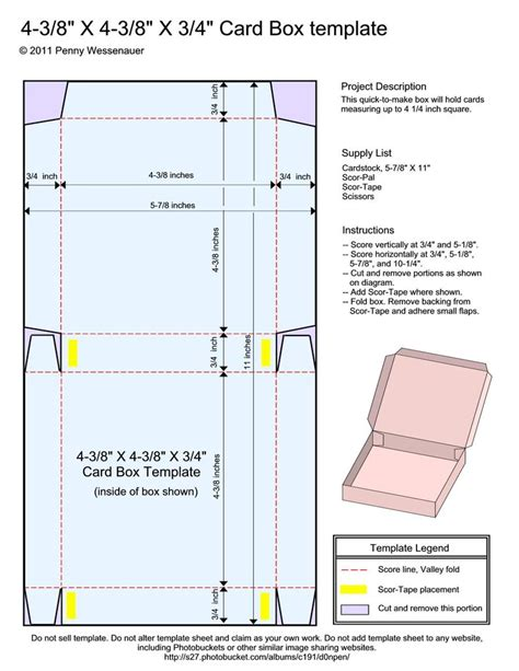 card box template card box template moldes