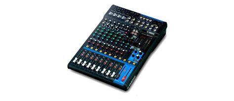 Mixer Yamaha 12 Channel yamaha mg12xu 12 channel mixing console with effects and usb