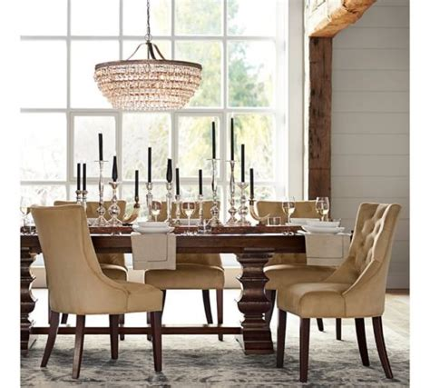 Pottery Barn Dining Table For Sale Pottery Barn Dining Table For Sale Gorgeous Wood Dining