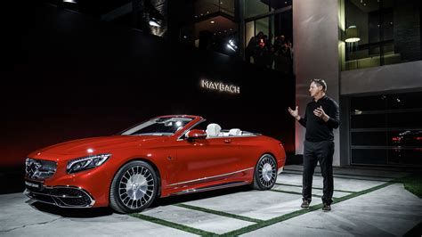 new maybach the new maybach s650 is mercedes luxury oligarch w