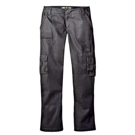 comfortable work trousers dickies women s relaxed fit durable comfortable cargo work
