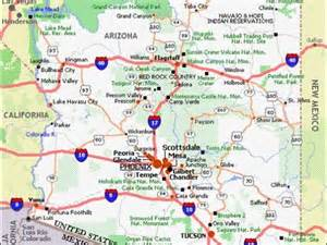 map of arizona tourist attractions arizona attractions arizona sights arizona travel stories