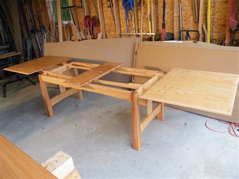 Dining Room Table Plans With Leaves Pull Out Table Free Pdf Woodworking Tage