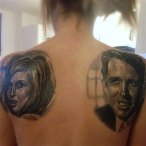 badass couple tattoos 15 bonnie and clyde tattoos for badass couples tattoodo