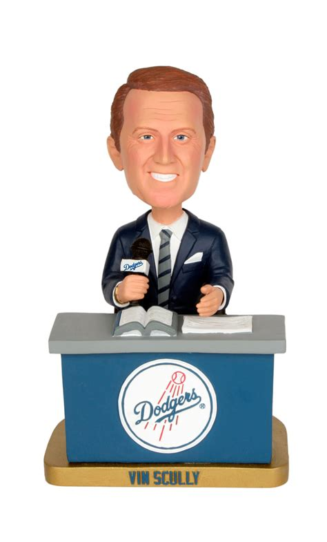 m m bobblehead looking to trade vin bobbleheads dodgers