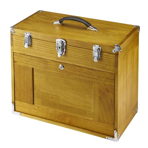 wooden tool chest with drawers 8 drawer wood tool chest