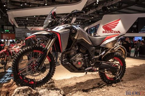 Motorrad Honda Africa Twin Enduro by Honda Africa Twin Enduro Sports Concept 2017