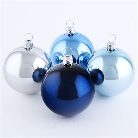 jaclyn smith 9ct 60mm ball shatterproof christmas