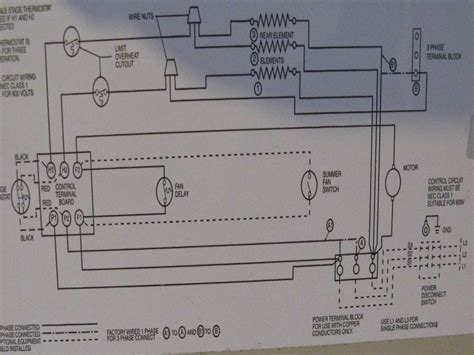220 volt baseboard heater wiring diagram wiring forums