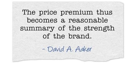 Premium Prince how to leverage price premium by building brand equity