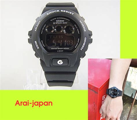 Gshock Mini Original Gmn 691 1ajf new casio g shock mini gmn 691 1ajf s s black