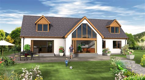 home design service uk custom kit homes design and planning services in the north