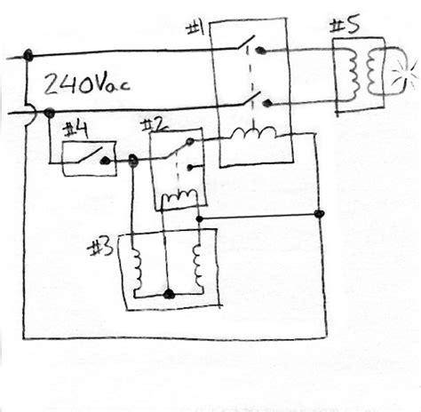 wiring diagram for spot welder spot welder timer