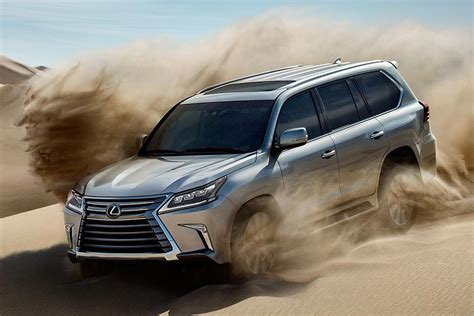 lexus 2017 lx lexus lx 450d priced at inr 2 32 crore in india autobics