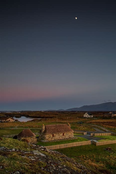 the shieling by the bay loch carnan isle of south uist