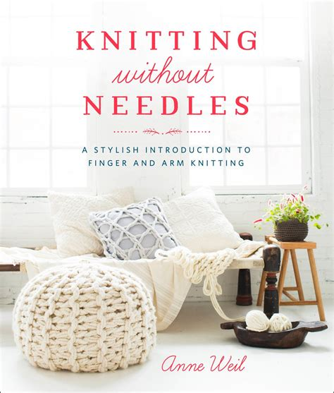 knitting without needles five fave finger knitting projects from knitting without