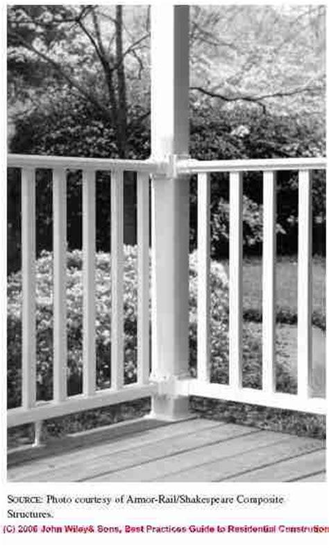 Prefab Porch Railings prefabricated front porch studio design gallery