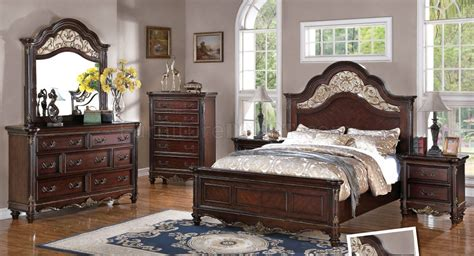olivia bedroom set olivia traditional 5pc bedroom set w options