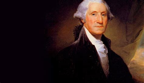 on george george washington the bully pulpit