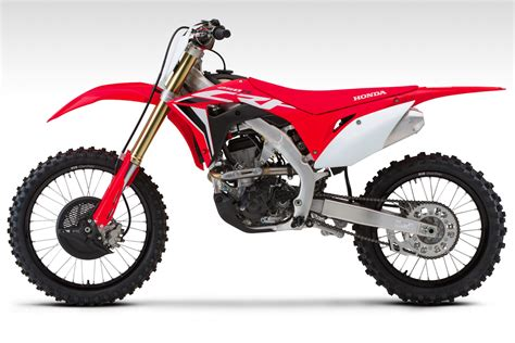 Honda Motocross 2020 by 2020 Honda Crf250r And Crf250rx Look 18 Fast Facts