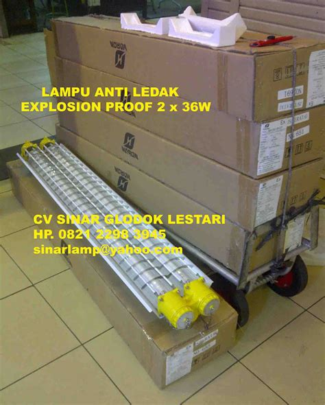 Saklar Explosion Proof lu anti ledak explosion proof merk warom