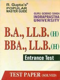 reference books for bba entrance where can i take admission for llb after scoring 42 marks