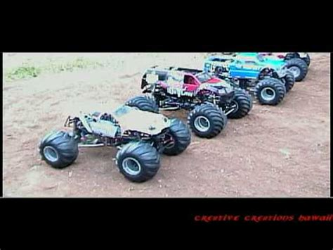 rc monster truck freestyle videos monster jam hawaii some of hawaii s realistic rc monster