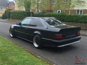 Mercedes 300ce Mercedes 300ce 3 4 24v Amg Widebody 1991