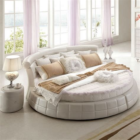 round queen bed round bed frame for better sleeping quality