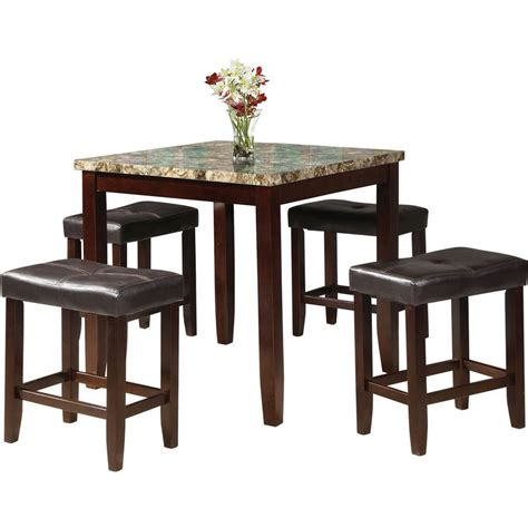 breakfast set with stools size of excellent bar stool sets of 4 patio set backless stools