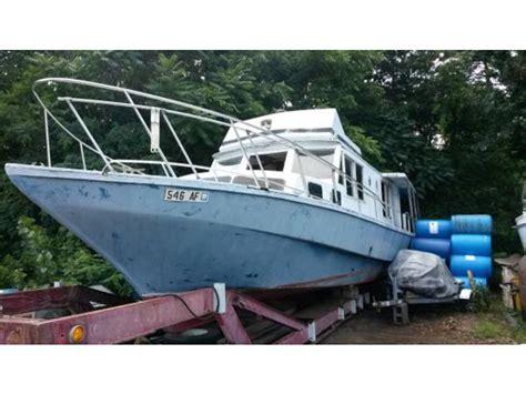 houseboat nj 1967 kenner suwanee houseboat powerboat for sale in new jersey