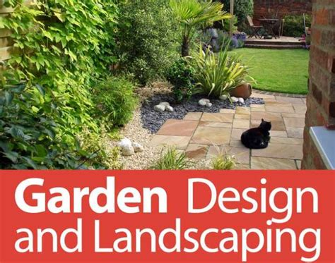 free book garden design and landscaping free stuff now