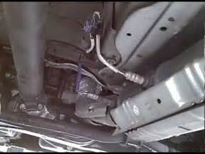 2003 honda crv oxygen sensor replacement