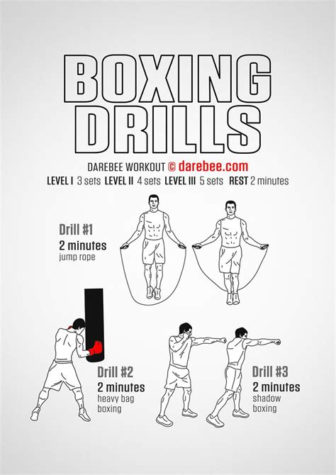 best 20 boxing drills ideas on
