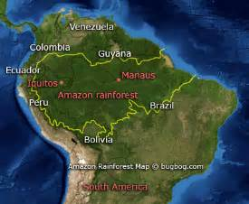 rainforest map south america tropical rainforest location world map tropical get free
