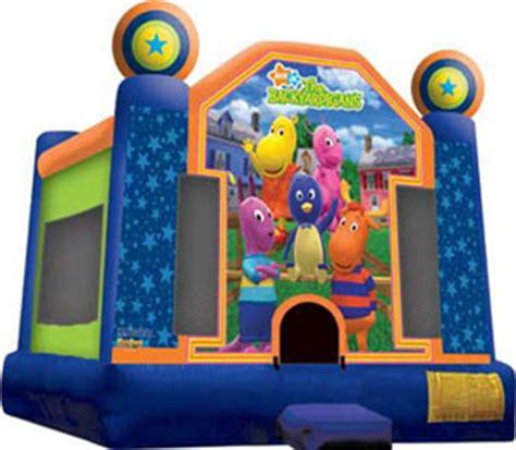 Backyardigans Houses Backyardigans Bounce House Orange County Los Angeles