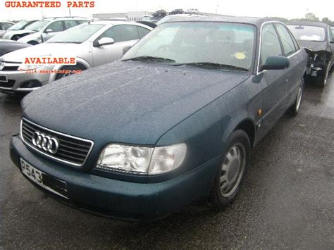 Spare Part Audi audi a6 breakers a6 2 6 dismantlers