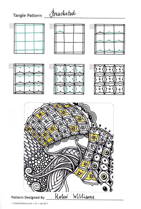 zentangle pattern books pdf 17 best images about zentangle for beginners on pinterest