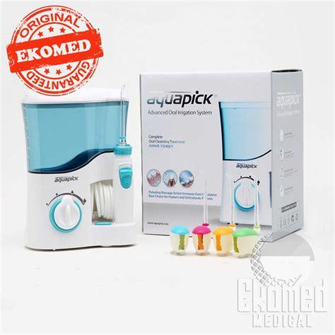 Aquapick Ab 50 Toothfoam Perawatan Mulut aquapick aq 300 ekomed